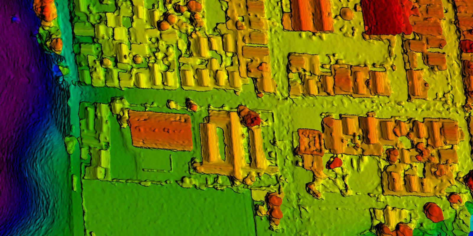 Cartografia Digital e Geoprocessamento